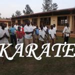 ルワンダのド田舎の学校に、黒帯3段の空手家がやって来た!