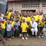 ルワンダ北部の街ムサンゼ聾学校。そこには子供たちの変わらぬ「笑顔」があった。