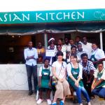 【女子大生ルワンダ滞在記】レストラン「Asian Kitchen」で6か月のインターンを終えて。