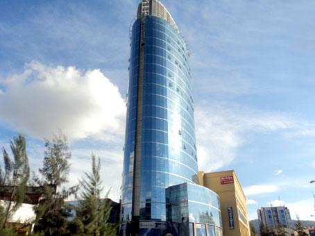キガリシティタワー